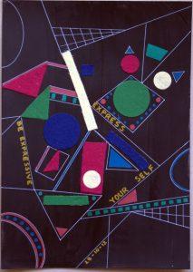 les 8: Expressionisme (Kandinsky geinspireerd)
